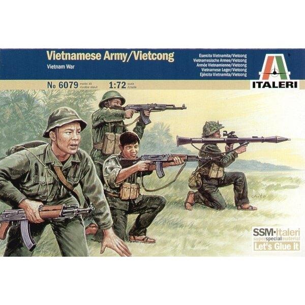 Guerra del Vietnam - Esercito Vietnam / Vietcong