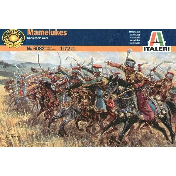 Guerre Napoleoniche: Cavalleria Mamelouque