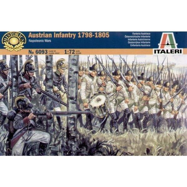 Fanteria austriaca Guerre napoleoniche 1800-1805