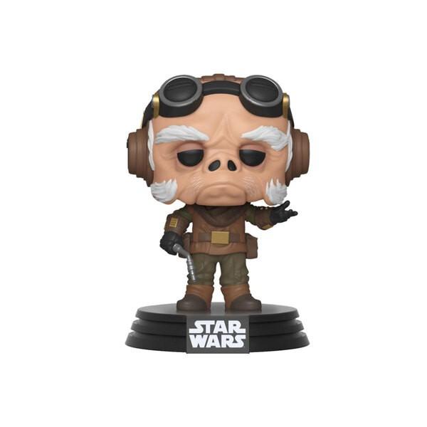 Star Wars The Mandalorian Figurine POP!TV Vinile Kuiil 9 cm Funko FK42063