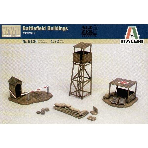 Edifici di campi di battaglia