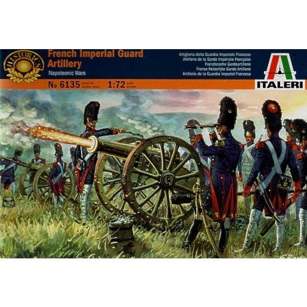 Artiglieria della Guardia Imperiale Francese