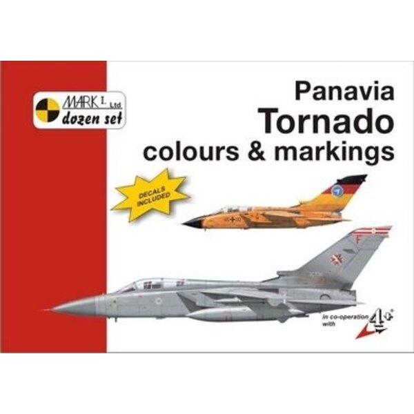 Panavia Tornado and decals