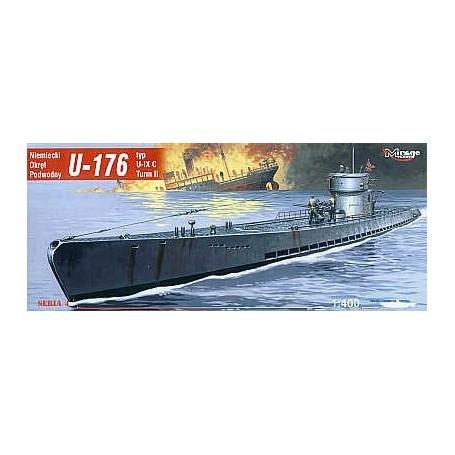 U-Boat U-176 type IXC (submarine)