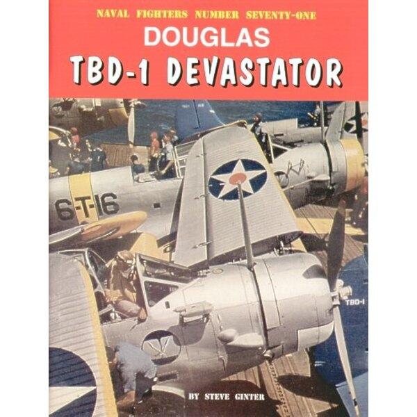 Douglas TBD-1 Devastator by Steve Ginter