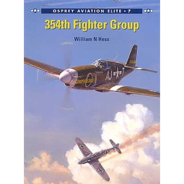 354th Fighter Group (Osprey Aviation Elite Units Series)