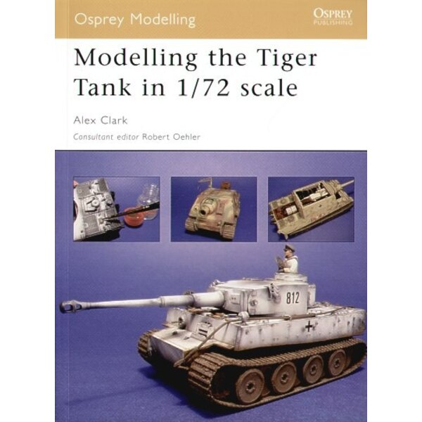 the Tiger Tank in 1:72nd scale.