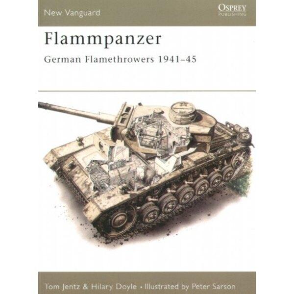 Flammpanzer 1941-1945 (New Vanguard Series)