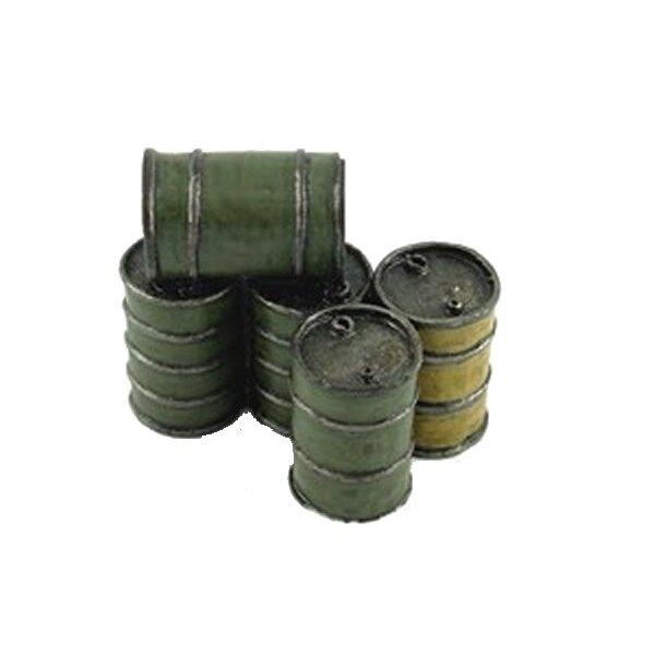 Oil Drums 8 per pack