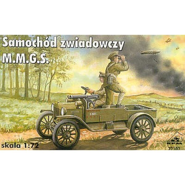 Ford model T M.M.G.S.