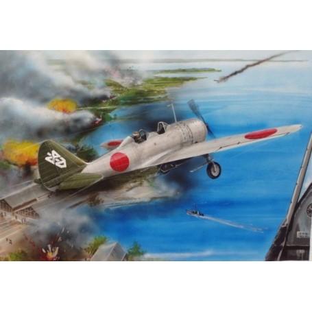 Manshu Ki-79B Trainer 2 Japan and China