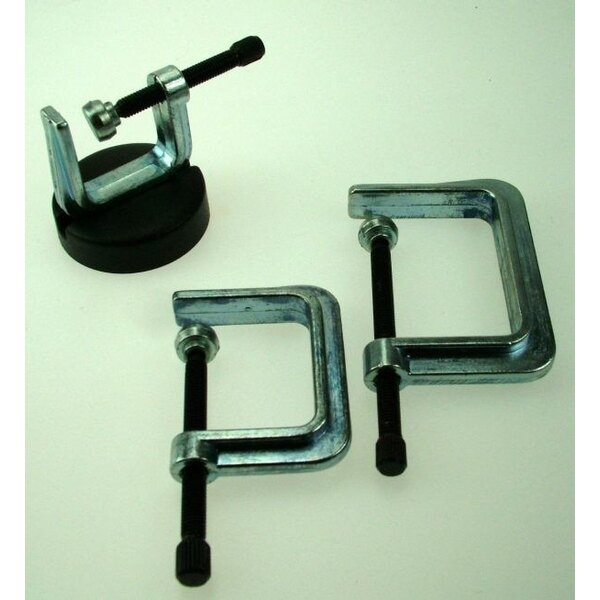 3 x G-Clamps & Magnet
