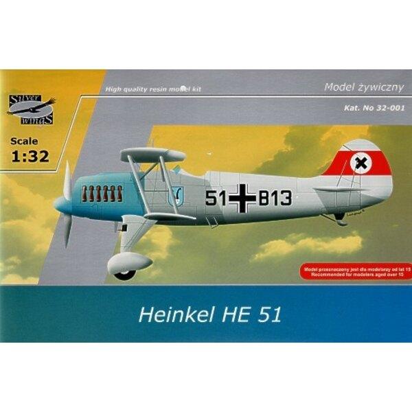 Heinkel He 51A wheels