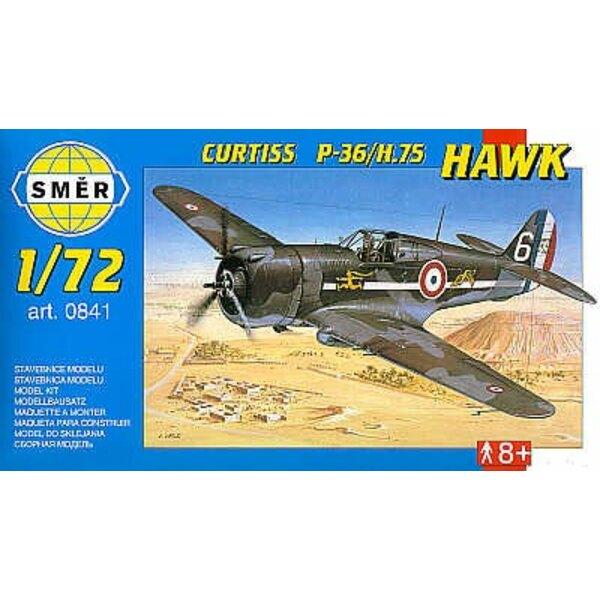 Curtiss P-36/H-75 Hawk
