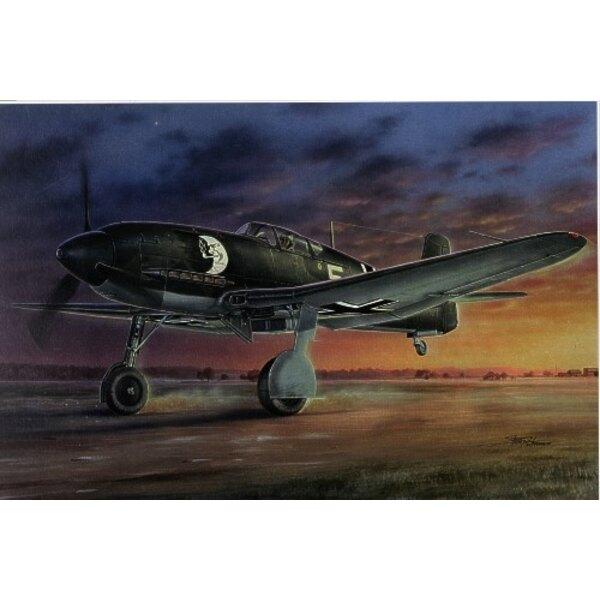 Heinkel He 100D-1 Propaganda Jager He 113