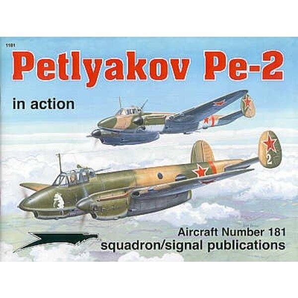 Petylakov Pe-2 (In Action Series)