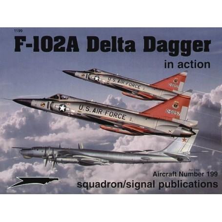 Libro Convair F-102 Delta Dart (In Action Series)