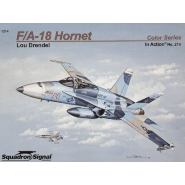 McDonnell Douglas F/A-18 Hornet in Colour (In Action Series)