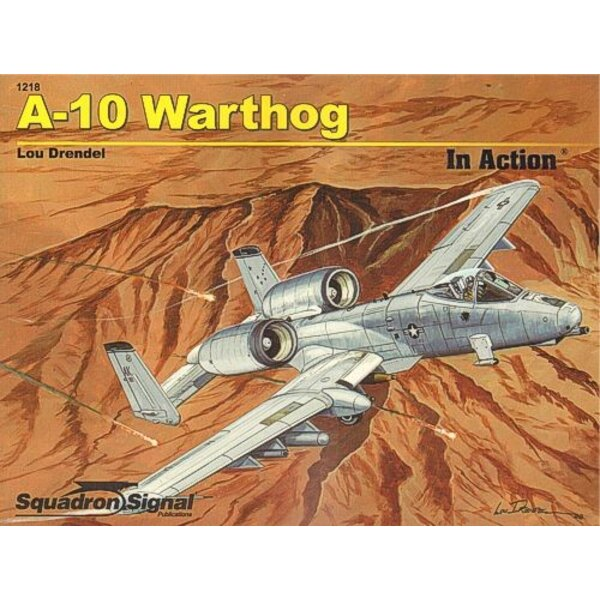 Fairchild A-10 WARTHOG (In Action Series). The Fairchild A-10 Warthog a twin engine US Air Force ground attack jet was designed