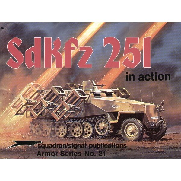 Sd.Kfz.251 (In Action Series)