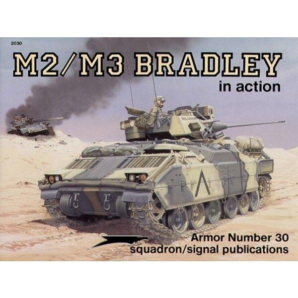 M2/M3 Bradley (In Action Series) Re-printed!