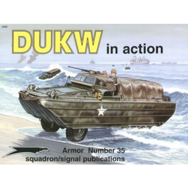 DUKW amphibious truck (In Action Series)