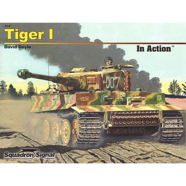 Tiger I by David Doyle (In Action Series)