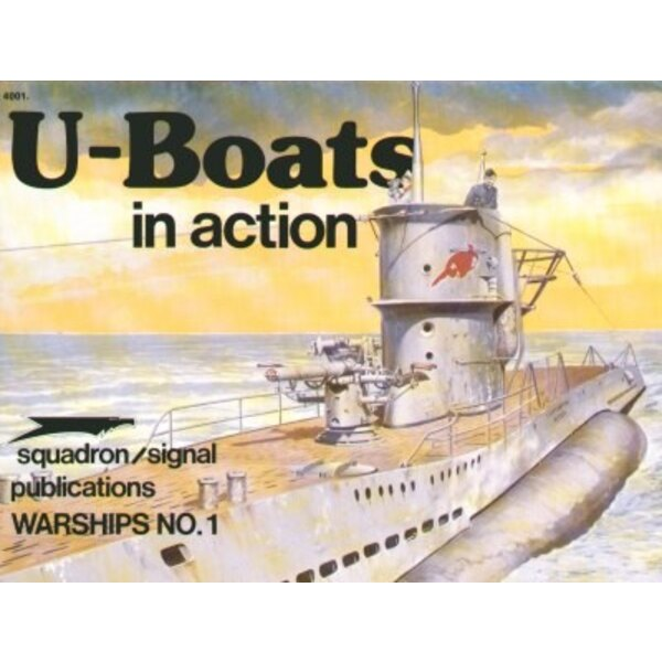 U-Boats (In Action Series) (submarines)