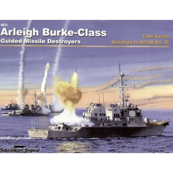 Arleigh Burke Destroyers (In Action Series)