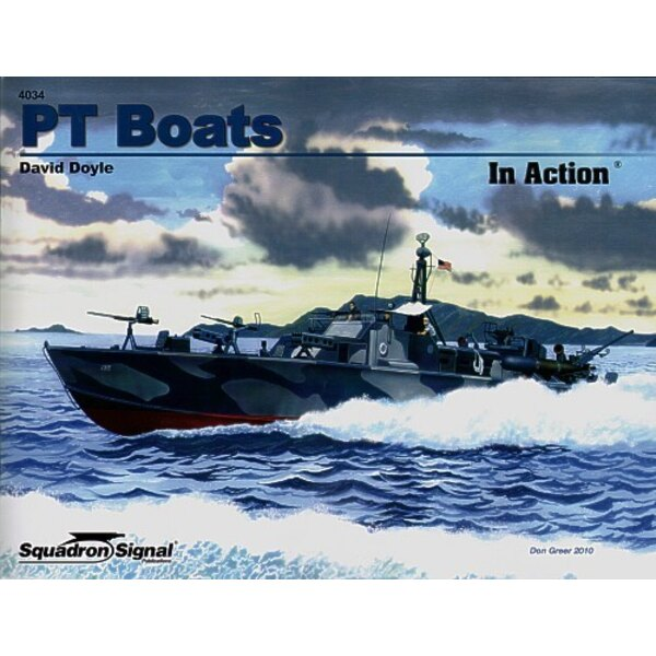 PT Boats (In Action Series)