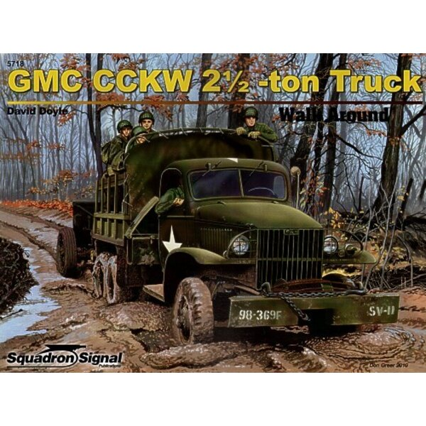 GMC 2.5 Ton Truck (expected March/April)