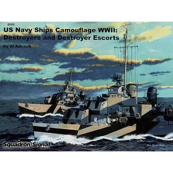 US Navy Ship′s Camouflage WWII Part 1