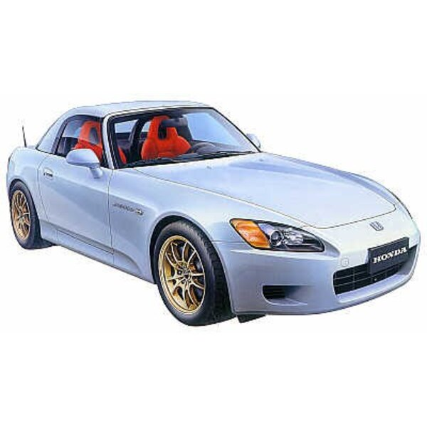 Honda S2000 1198 version with optional hard top