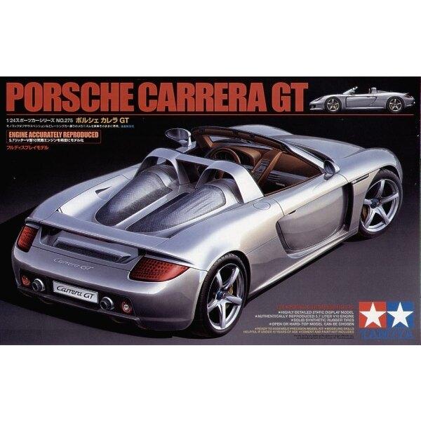 Porsche Carrera GT. Choice of open or hardtop