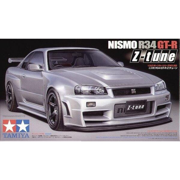Nismo R34 GTR X Tune