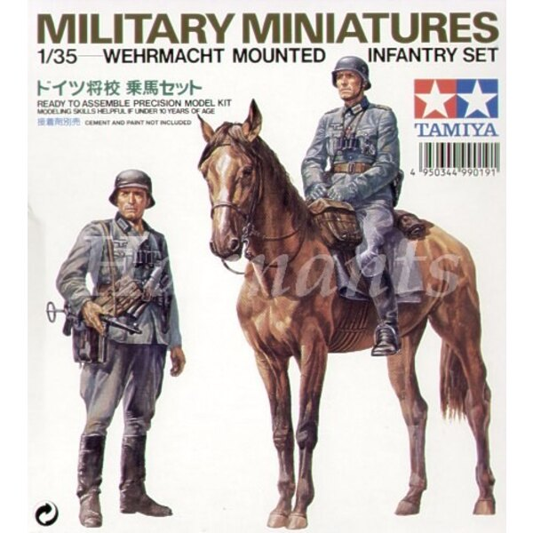 Wehrmacht Mounted Infantry