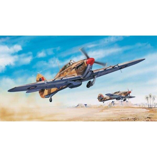 Hawker Hurricane Mk.IIC/Tropical