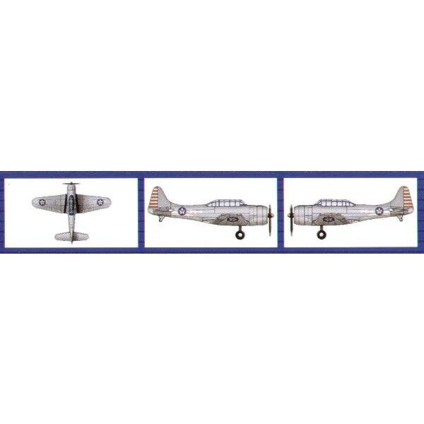 Douglas SBD-3 Dauntless (6 per box)