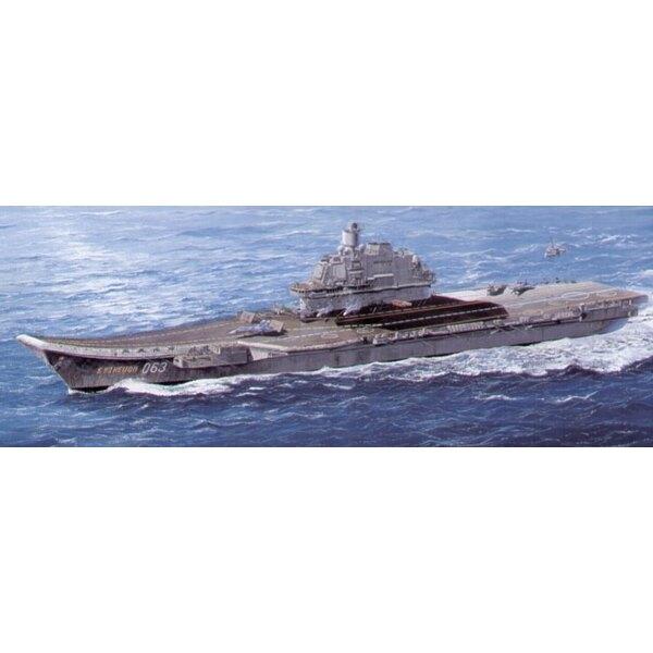 USSR Admiral Kuznetsov Aircraft Carrier