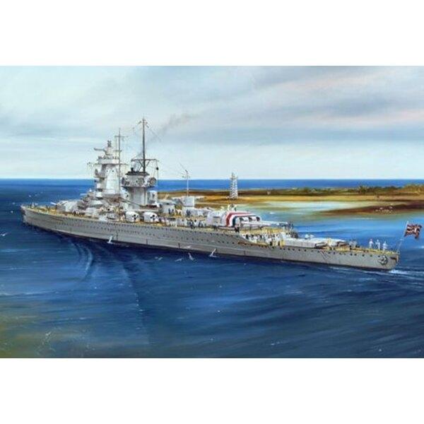 German Admiral Graf Spee 1937