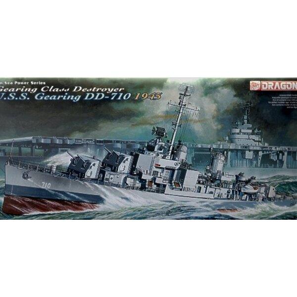 USS Gearing DD-710 1945