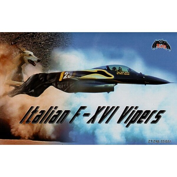 General Dynamics F-16A Italian Air Force. MM7255 18th Gruppo MM7261 10th Gruppo MM7261 and MM7250 37th Stormo with 2006 Italy Wo