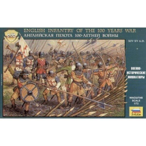 English Infantry