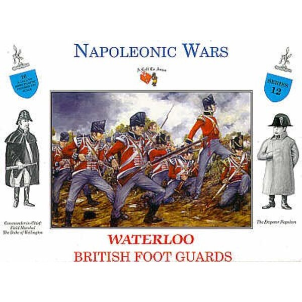 British Foot Guards 16 figures