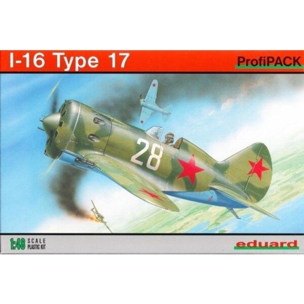 Polikarpov I-16 Type 17