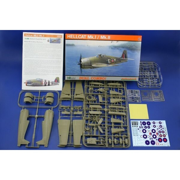Grumman Hellcat Mk.II Dual Combo