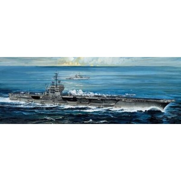 USS America Aircraft Carrier 1:720