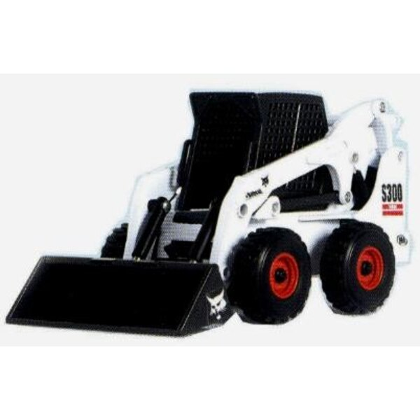 Compact Charger Bobcat S300 1:32