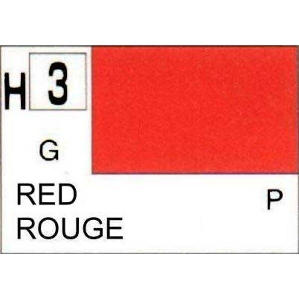 H003 rosso brillante