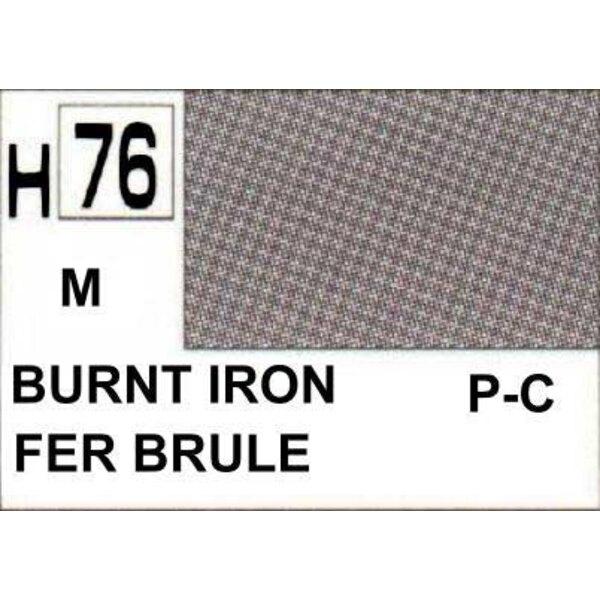 ferro bruciato